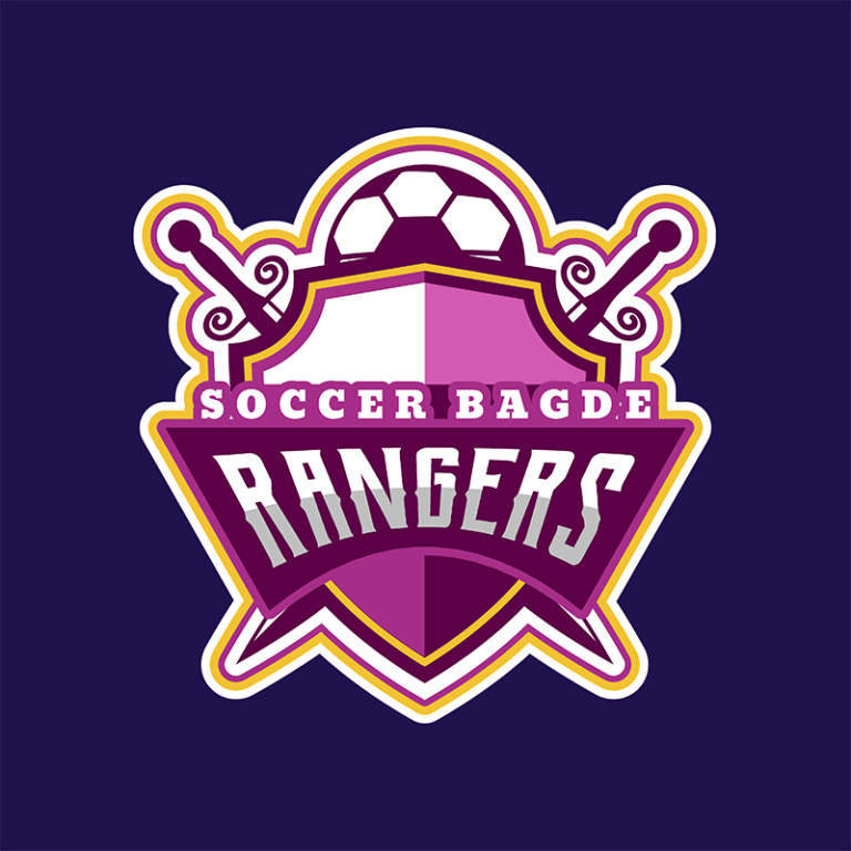 Feminine Soccer Sports Logo Maker 196b