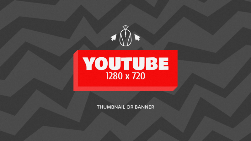 Youtube Banner Or Thumbnail