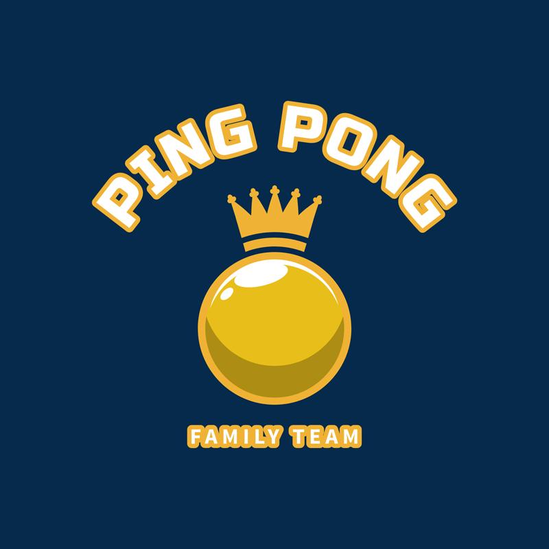 Ping Pong Logo Maker