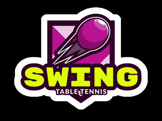 Table Tennis Logo Maker