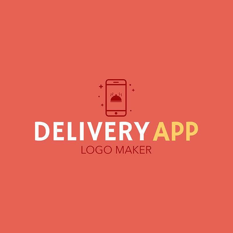 Delivery App Logo Maker