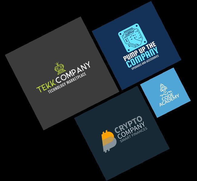 Technology Logo Templates To Design A Tech Or Startup Logo