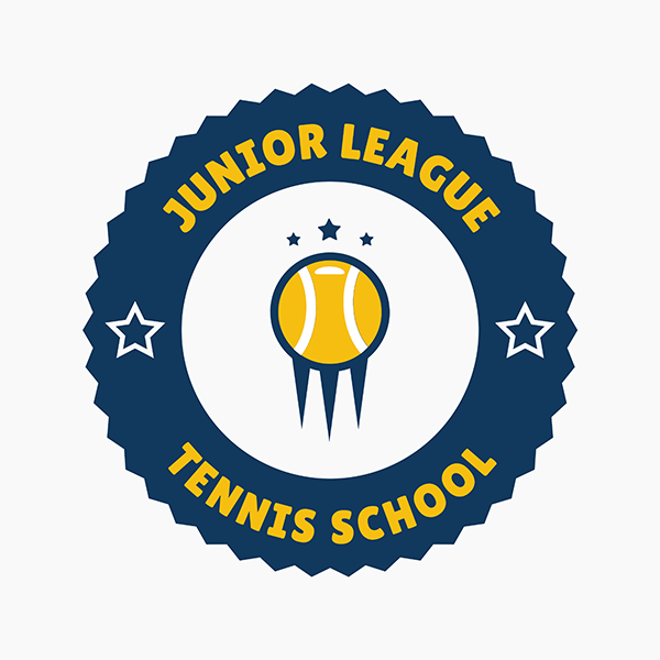 Tennis Logo Generator For A Junior League 1641a 2