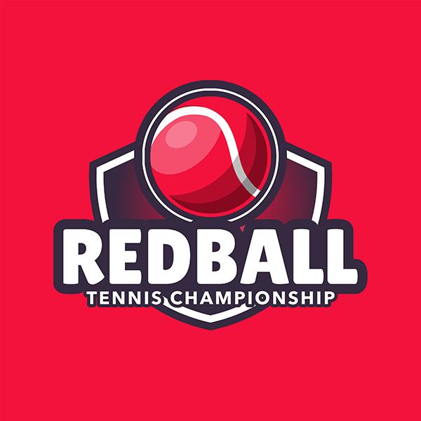 Tennis Logo Generator For A Tennis Championship 1602e
