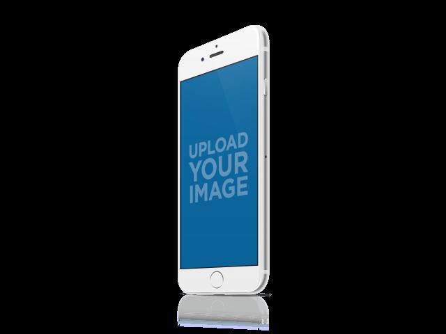 Transparent Iphone Mockup