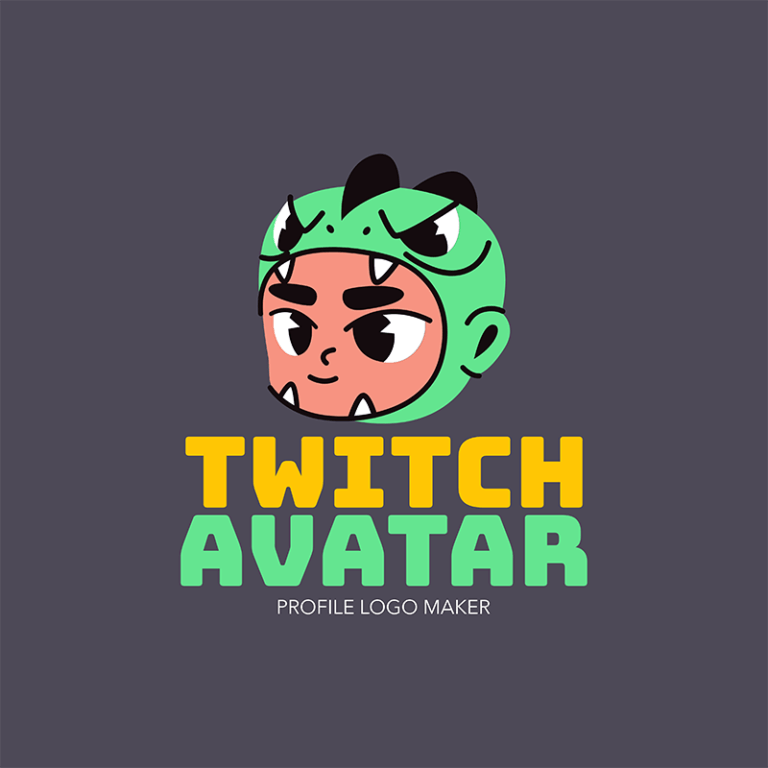 Gaming Logo Maker For A Twitch Avatar 1464