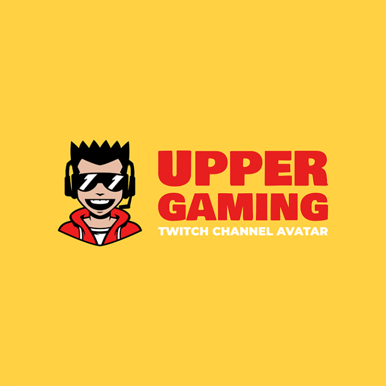 Twitch Channel Avatar Logo Creator 1323b
