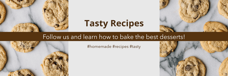 Twitter Header Maker For A Recipe Account