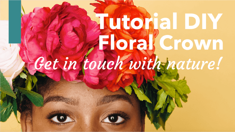 Slideshow Maker For A Diy Beauty Step By Step Tutorial