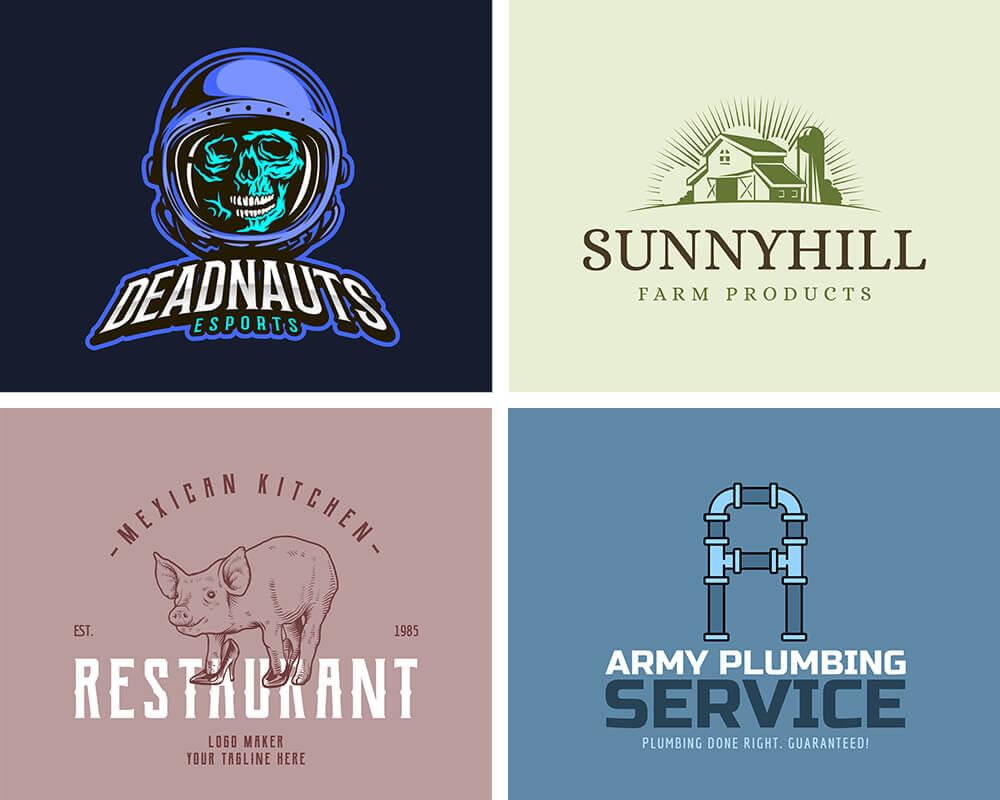 Logos Examples V2