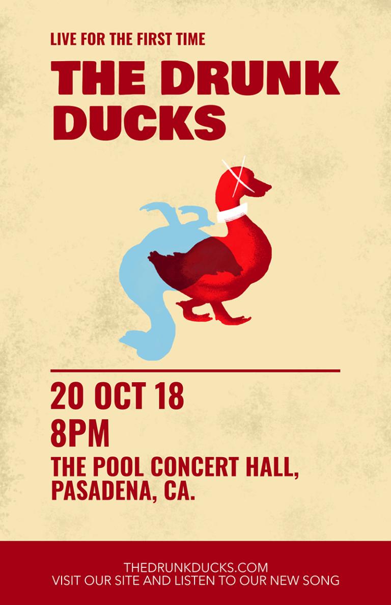 Concert Hall Flyer