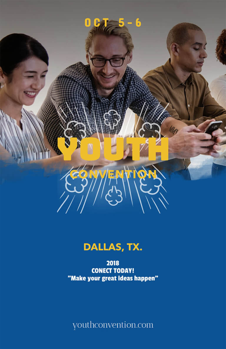 Convention Flyer Youth Copy