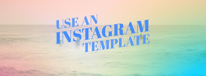 Instagram Social Media Image Maker Header