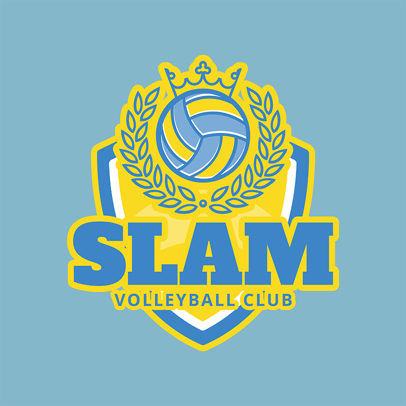 Volleyball Club Logo Maker