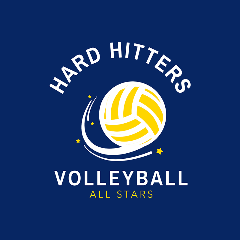 Volleyball Team Logo Generator