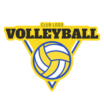 Volleyball Team Logo Maker