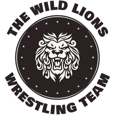 1wrestler Logo Maker For Wrestling Team With Lion Icon 1541e