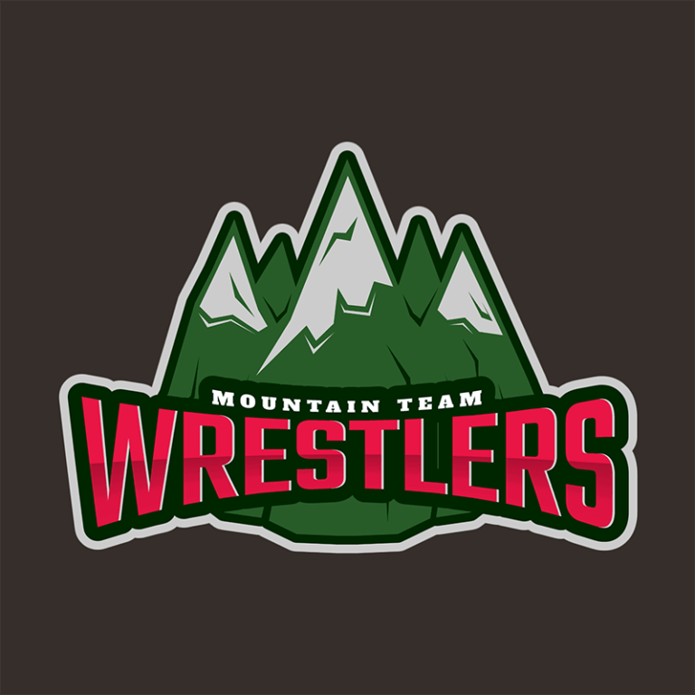 Make a Fierce Wrestling Logo for Your Team | Placeit