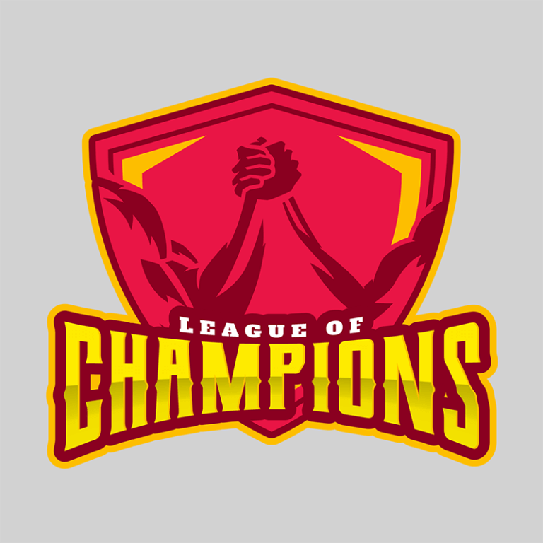 Wrestling Logo Maker For League Of Champions 1540c